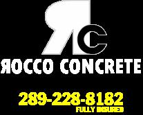 Rocco Concrete | Concrete Contractor Niagara
